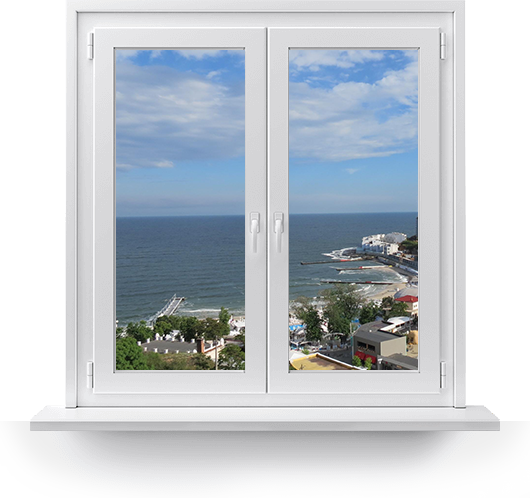 Пластиковое окно Rehau