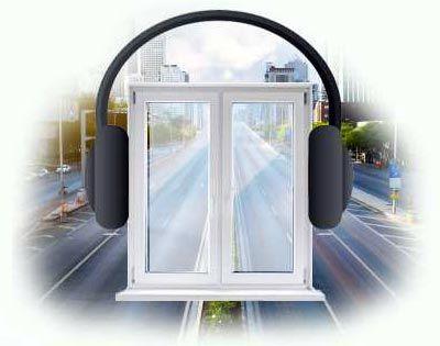 Шумозащитные окна продлят вашу жизнь